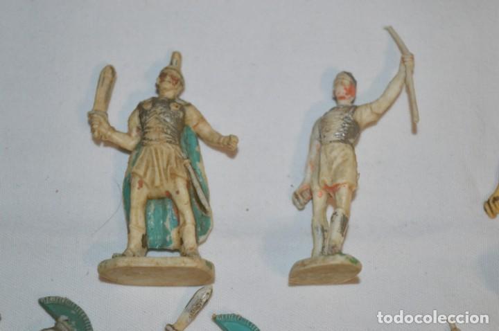 Figuras de Goma y PVC: Lotazo CARTAGINESES y ROMANOS / Plástico/PVC - COMANSI, OLIVER, PUIG, PECH, JECSAN, otras ... ¡Mira! - Foto 4 - 212693621