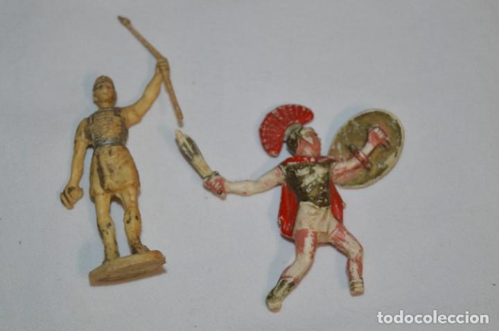 Figuras de Goma y PVC: Lotazo CARTAGINESES y ROMANOS / Plástico/PVC - COMANSI, OLIVER, PUIG, PECH, JECSAN, otras ... ¡Mira! - Foto 6 - 212693621