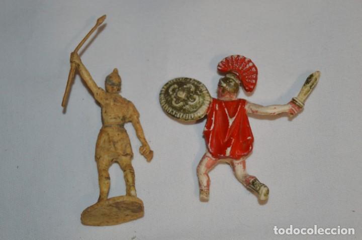 Figuras de Goma y PVC: Lotazo CARTAGINESES y ROMANOS / Plástico/PVC - COMANSI, OLIVER, PUIG, PECH, JECSAN, otras ... ¡Mira! - Foto 7 - 212693621