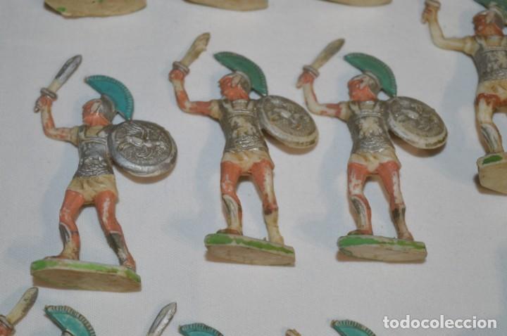 Figuras de Goma y PVC: Lotazo CARTAGINESES y ROMANOS / Plástico/PVC - COMANSI, OLIVER, PUIG, PECH, JECSAN, otras ... ¡Mira! - Foto 8 - 212693621
