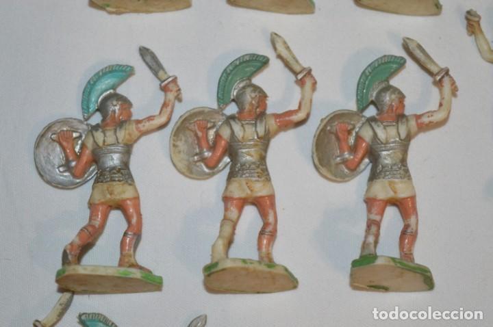 Figuras de Goma y PVC: Lotazo CARTAGINESES y ROMANOS / Plástico/PVC - COMANSI, OLIVER, PUIG, PECH, JECSAN, otras ... ¡Mira! - Foto 9 - 212693621