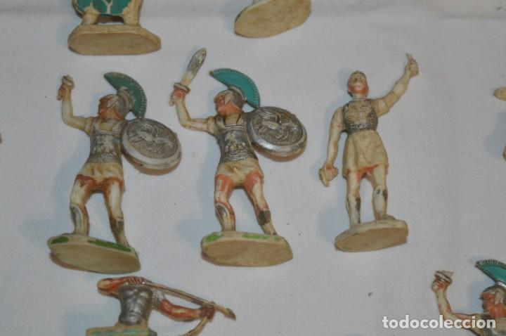 Figuras de Goma y PVC: Lotazo CARTAGINESES y ROMANOS / Plástico/PVC - COMANSI, OLIVER, PUIG, PECH, JECSAN, otras ... ¡Mira! - Foto 10 - 212693621