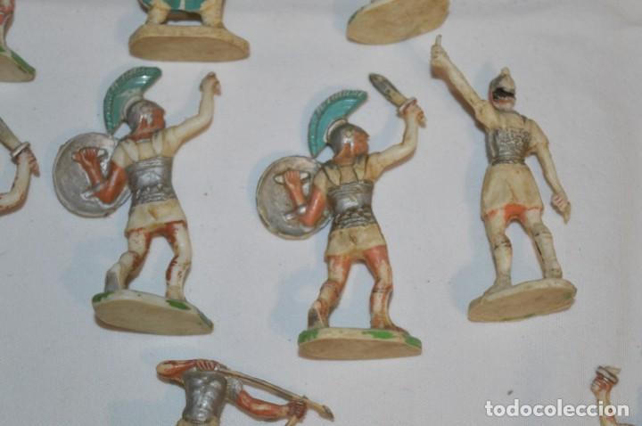 Figuras de Goma y PVC: Lotazo CARTAGINESES y ROMANOS / Plástico/PVC - COMANSI, OLIVER, PUIG, PECH, JECSAN, otras ... ¡Mira! - Foto 11 - 212693621