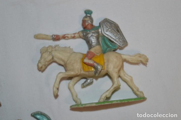 Figuras de Goma y PVC: Lotazo CARTAGINESES y ROMANOS / Plástico/PVC - COMANSI, OLIVER, PUIG, PECH, JECSAN, otras ... ¡Mira! - Foto 12 - 212693621