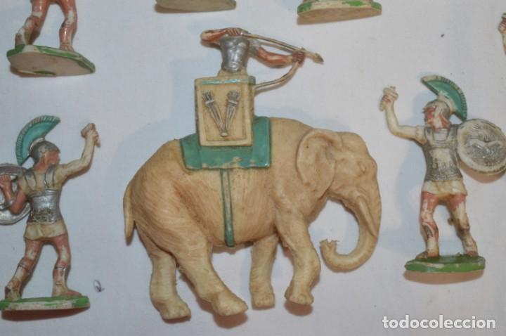 Figuras de Goma y PVC: Lotazo CARTAGINESES y ROMANOS / Plástico/PVC - COMANSI, OLIVER, PUIG, PECH, JECSAN, otras ... ¡Mira! - Foto 16 - 212693621