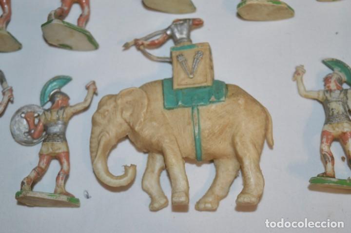 Figuras de Goma y PVC: Lotazo CARTAGINESES y ROMANOS / Plástico/PVC - COMANSI, OLIVER, PUIG, PECH, JECSAN, otras ... ¡Mira! - Foto 17 - 212693621