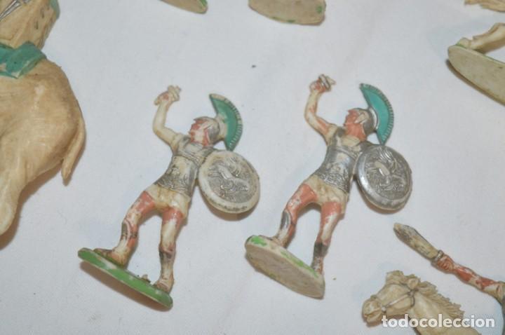 Figuras de Goma y PVC: Lotazo CARTAGINESES y ROMANOS / Plástico/PVC - COMANSI, OLIVER, PUIG, PECH, JECSAN, otras ... ¡Mira! - Foto 18 - 212693621