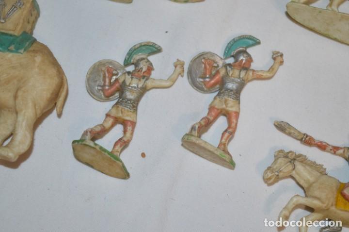 Figuras de Goma y PVC: Lotazo CARTAGINESES y ROMANOS / Plástico/PVC - COMANSI, OLIVER, PUIG, PECH, JECSAN, otras ... ¡Mira! - Foto 19 - 212693621