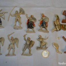 Figuras de Goma y PVC: CRUZADOS Y OTROS / PLÁSTICO/PVC - COMANSI, OLIVER, PUIG, PECH, JECSAN, OTRAS ... ¡MIRA FOTOS!. Lote 212712613