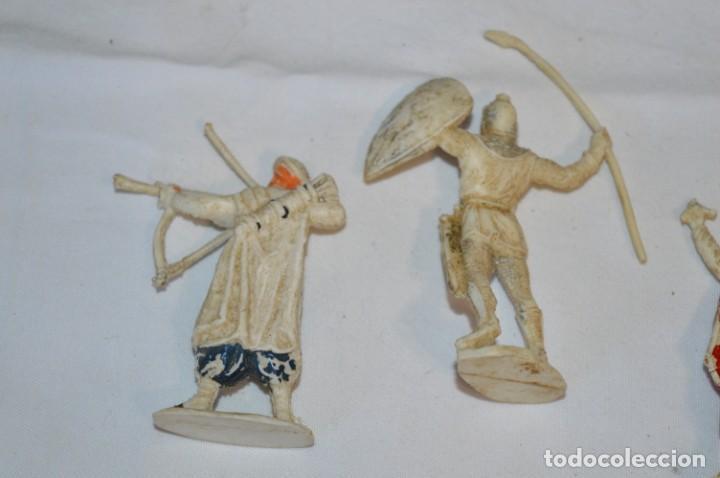 Figuras de Goma y PVC: CRUZADOS y OTROS / Plástico/PVC - COMANSI, OLIVER, PUIG, PECH, JECSAN, otras ... ¡Mira fotos! - Foto 4 - 212712613