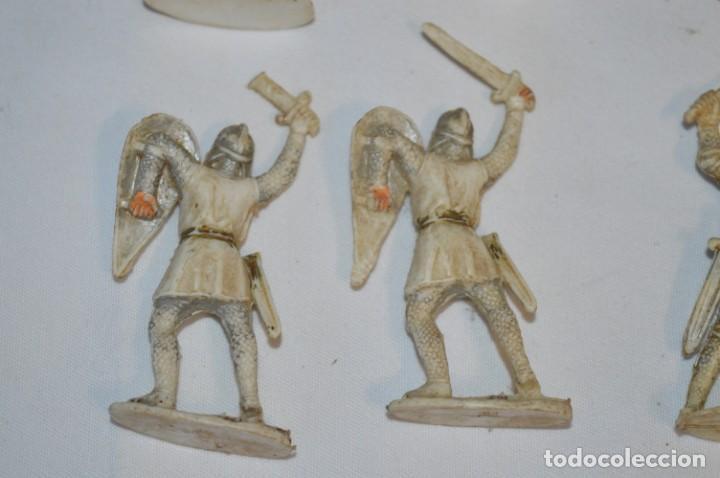 Figuras de Goma y PVC: CRUZADOS y OTROS / Plástico/PVC - COMANSI, OLIVER, PUIG, PECH, JECSAN, otras ... ¡Mira fotos! - Foto 10 - 212712613