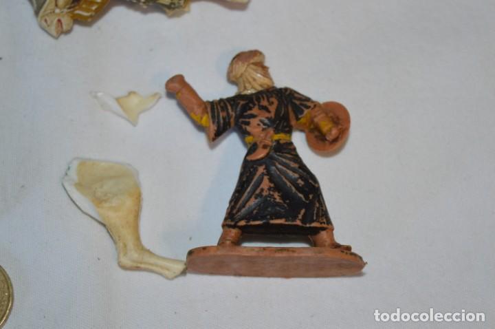 Figuras de Goma y PVC: CRUZADOS y OTROS / Plástico/PVC - COMANSI, OLIVER, PUIG, PECH, JECSAN, otras ... ¡Mira fotos! - Foto 13 - 212712613