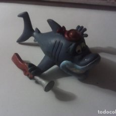 Figuras de Goma y PVC: FIGURA SHARKY DE DELFY COMICS SPAIN. Lote 212719773