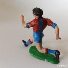 Figuras de Goma y PVC: FUTBOLISTA JECSAN GOMA. Lote 212726398