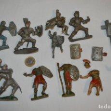 Figuras de Goma y PVC: MEDIEVALES Y ROMANOS / PLÁSTICO/PVC - COMANSI, OLIVER, PUIG, PECH, JECSAN, OTRAS ... ¡MIRA!. Lote 212764420