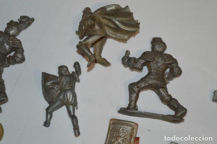 Figuras de Goma y PVC: MEDIEVALES y ROMANOS / Plástico/PVC - COMANSI, OLIVER, PUIG, PECH, JECSAN, otras ... ¡Mira! - Foto 5 - 212764420
