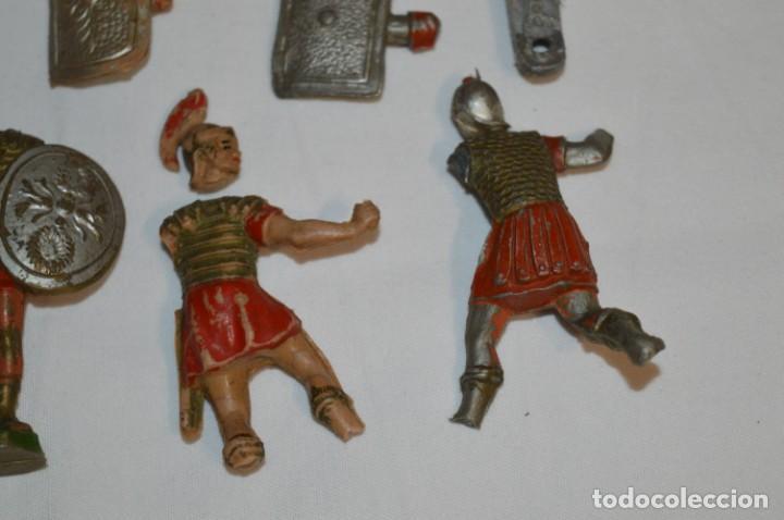 Figuras de Goma y PVC: MEDIEVALES y ROMANOS / Plástico/PVC - COMANSI, OLIVER, PUIG, PECH, JECSAN, otras ... ¡Mira! - Foto 9 - 212764420