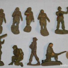 Figuras de Goma y PVC: SOLDADOS / MILITARES / EN GOMA - COMANSI, OLIVER, PUIG, PECH, JECSAN, OTRAS ... ¡MIRA!. Lote 212765980