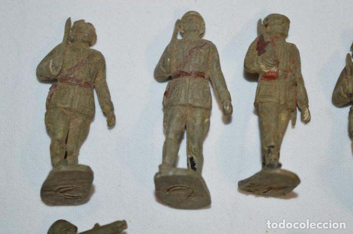 Figuras de Goma y PVC: SOLDADOS / MILITARES / En GOMA - COMANSI, OLIVER, PUIG, PECH, JECSAN, otras ... ¡Mira! - Foto 2 - 212765980