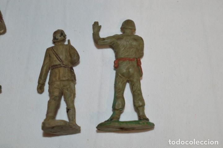 Figuras de Goma y PVC: SOLDADOS / MILITARES / En GOMA - COMANSI, OLIVER, PUIG, PECH, JECSAN, otras ... ¡Mira! - Foto 5 - 212765980