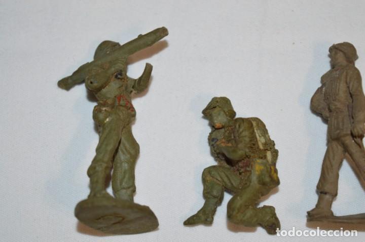 Figuras de Goma y PVC: SOLDADOS / MILITARES / En GOMA - COMANSI, OLIVER, PUIG, PECH, JECSAN, otras ... ¡Mira! - Foto 6 - 212765980