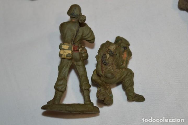 Figuras de Goma y PVC: SOLDADOS / MILITARES / En GOMA - COMANSI, OLIVER, PUIG, PECH, JECSAN, otras ... ¡Mira! - Foto 7 - 212765980