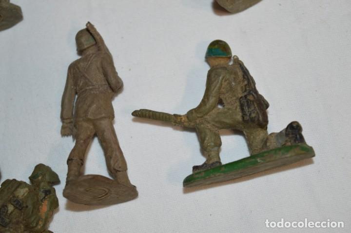 Figuras de Goma y PVC: SOLDADOS / MILITARES / En GOMA - COMANSI, OLIVER, PUIG, PECH, JECSAN, otras ... ¡Mira! - Foto 9 - 212765980