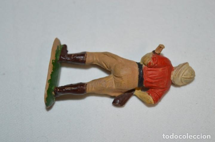 Figuras de Goma y PVC: CAZADOR y ANIMALES FIERAS / En GOMA - Teixido, Oliver, Puig, Pech, Jecsan, otras ... ¡Mira fotos! - Foto 3 - 212767993