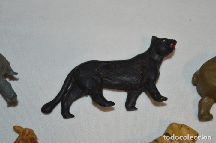 Figuras de Goma y PVC: CAZADOR y ANIMALES FIERAS / En GOMA - Teixido, Oliver, Puig, Pech, Jecsan, otras ... ¡Mira fotos! - Foto 6 - 212767993