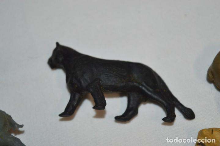 Figuras de Goma y PVC: CAZADOR y ANIMALES FIERAS / En GOMA - Teixido, Oliver, Puig, Pech, Jecsan, otras ... ¡Mira fotos! - Foto 7 - 212767993