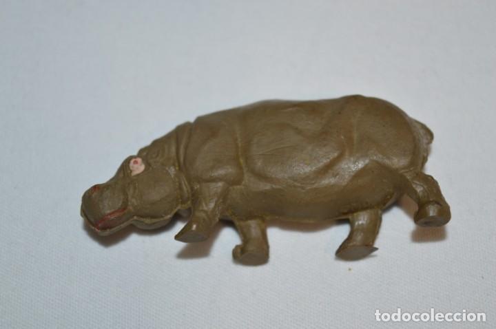 Figuras de Goma y PVC: CAZADOR y ANIMALES FIERAS / En GOMA - Teixido, Oliver, Puig, Pech, Jecsan, otras ... ¡Mira fotos! - Foto 9 - 212767993