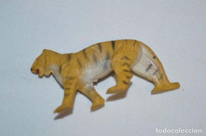 Figuras de Goma y PVC: CAZADOR y ANIMALES FIERAS / En GOMA - Teixido, Oliver, Puig, Pech, Jecsan, otras ... ¡Mira fotos! - Foto 13 - 212767993