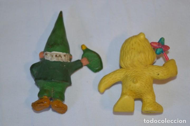 Figuras de Goma y PVC: Lote de 15 figuras variadas, de GOMA / Diferentes personajes y marcas ¡Mira fotos y detalles! - Foto 7 - 212785710