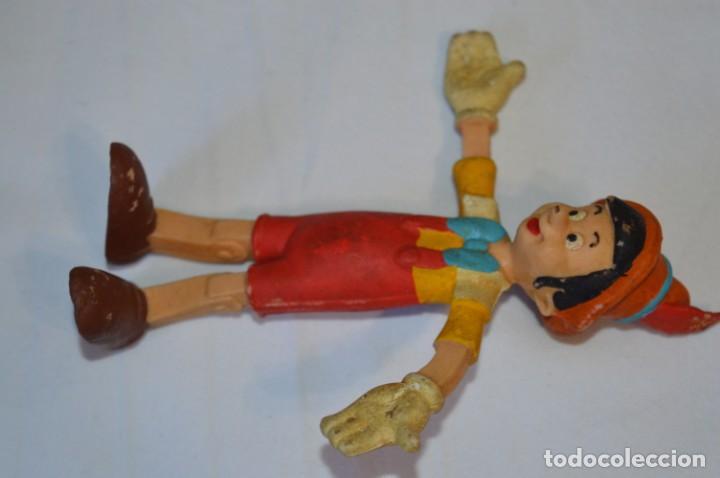 Figuras de Goma y PVC: Lote de 15 figuras variadas, de GOMA / Diferentes personajes y marcas ¡Mira fotos y detalles! - Foto 8 - 212785710