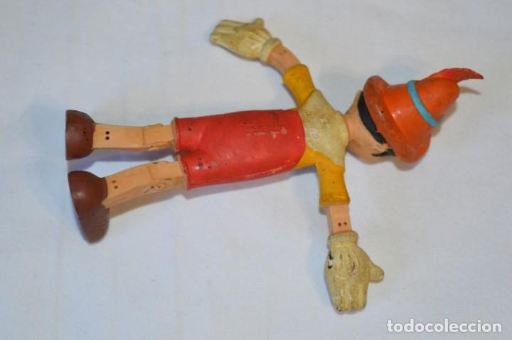 Figuras de Goma y PVC: Lote de 15 figuras variadas, de GOMA / Diferentes personajes y marcas ¡Mira fotos y detalles! - Foto 9 - 212785710