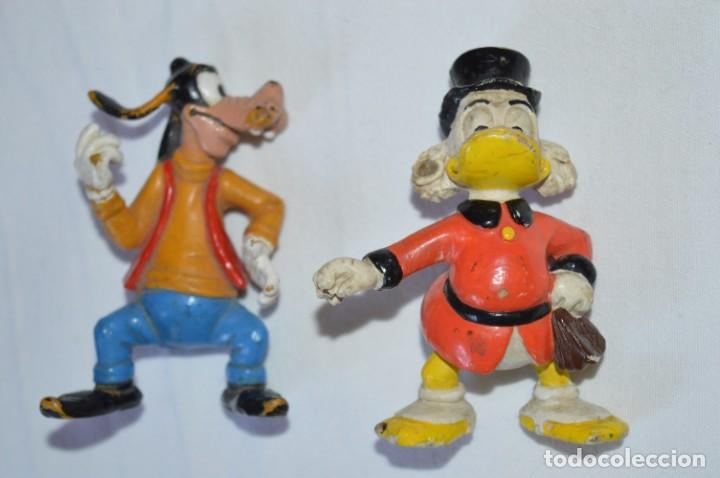 Figuras de Goma y PVC: Lote de 15 figuras variadas, de GOMA / Diferentes personajes y marcas ¡Mira fotos y detalles! - Foto 10 - 212785710