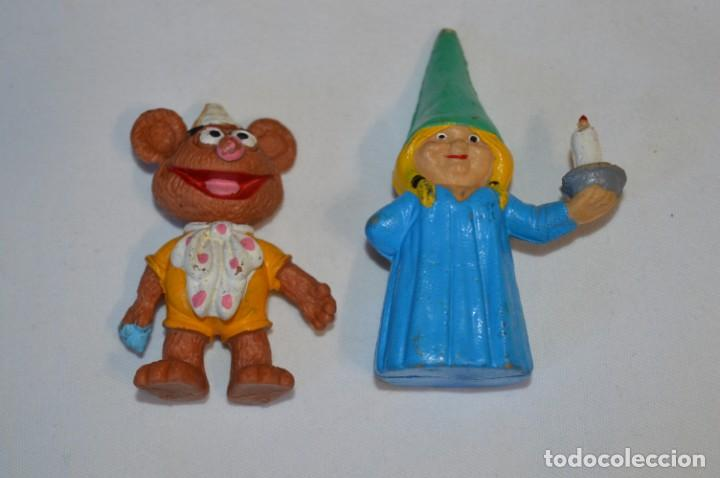 Figuras de Goma y PVC: Lote de 15 figuras variadas, de GOMA / Diferentes personajes y marcas ¡Mira fotos y detalles! - Foto 12 - 212785710