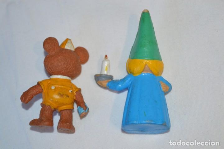 Figuras de Goma y PVC: Lote de 15 figuras variadas, de GOMA / Diferentes personajes y marcas ¡Mira fotos y detalles! - Foto 13 - 212785710