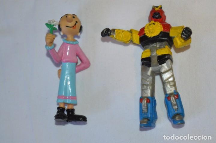 Figuras de Goma y PVC: Lote de 15 figuras variadas, de GOMA / Diferentes personajes y marcas ¡Mira fotos y detalles! - Foto 14 - 212785710