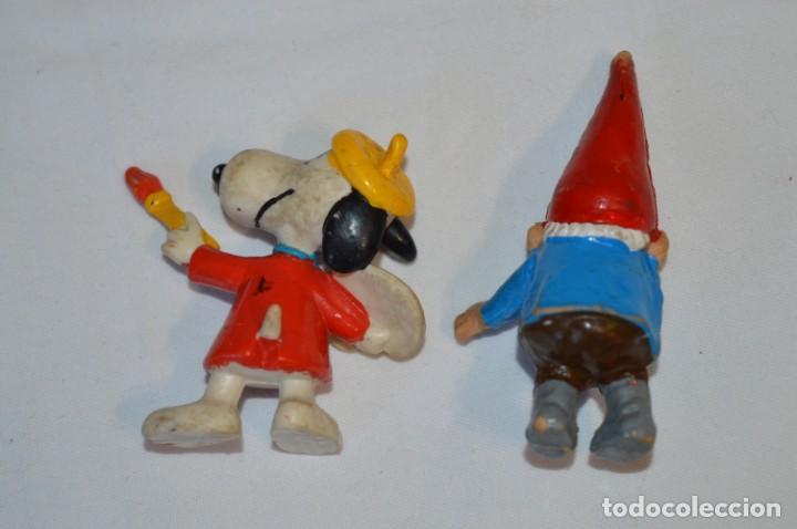 Figuras de Goma y PVC: Lote de 15 figuras variadas, de GOMA / Diferentes personajes y marcas ¡Mira fotos y detalles! - Foto 17 - 212785710