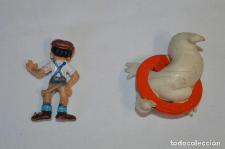 Figuras de Goma y PVC: Lote de 15 figuras variadas, de GOMA / Diferentes personajes y marcas ¡Mira fotos y detalles! - Foto 19 - 212785710