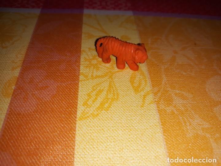 Figuras de Goma y PVC: Caja con 170 figuras Dunkin de los Sesenta- Setenta de Animales Variados . - Foto 22 - 212788377