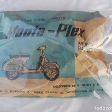 Figuras de Goma y PVC: MONTAPLEX SOBRE SIN ABRIR MOTO SCOOTER VESPA. Lote 233585815