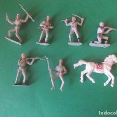 Figuras de Goma y PVC: LOTE DE SUDISTAS NO SE MARCA MIRAR FOTOS. Lote 212976201