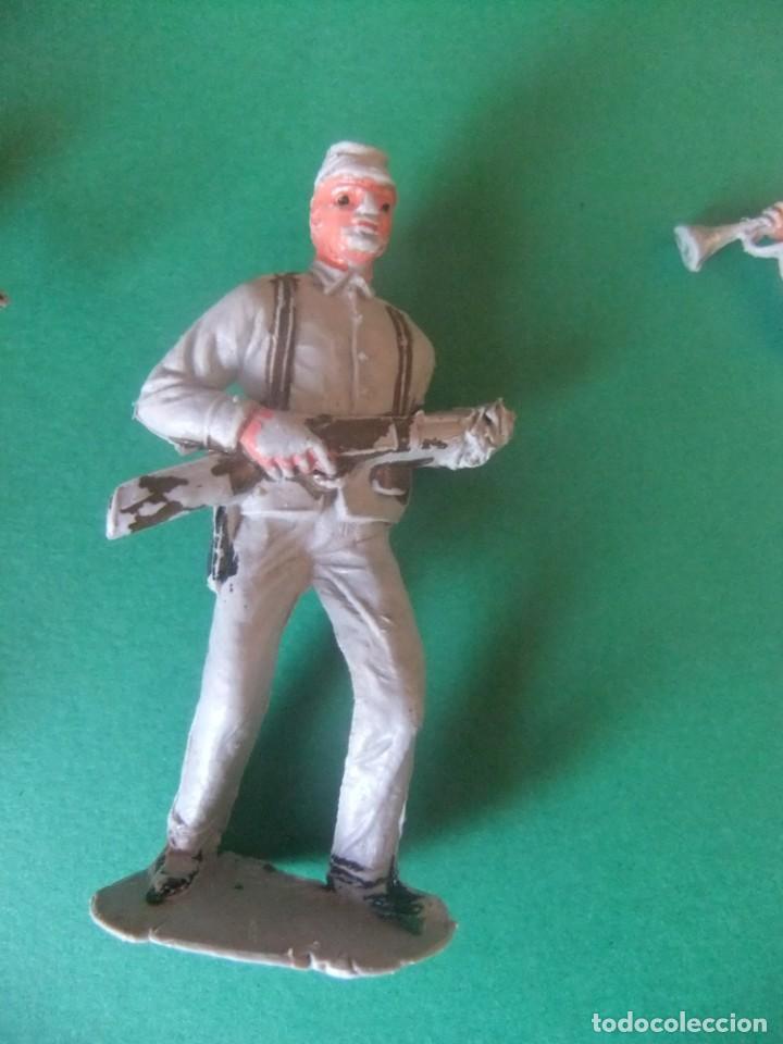 Figuras de Goma y PVC: LOTE DE SUDISTAS NO SE MARCA MIRAR FOTOS - Foto 6 - 212976201