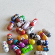 Figuras de Goma y PVC: LOTE DE 23 CÁPSULAS TENTE EN PIE, MIGHTY BENZ MOUSE 2010. Lote 212989320
