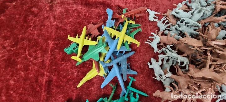 Figuras de Goma y PVC: COLECCIÓN DE 802 FIGURAS DE RESINA. REAMSA Y GOMARSA. ESPAÑA. SIGLO XX. - Foto 6 - 213139181