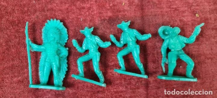 Figuras de Goma y PVC: COLECCIÓN DE 802 FIGURAS DE RESINA. REAMSA Y GOMARSA. ESPAÑA. SIGLO XX. - Foto 14 - 213139181