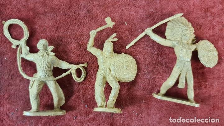 Figuras de Goma y PVC: COLECCIÓN DE 802 FIGURAS DE RESINA. REAMSA Y GOMARSA. ESPAÑA. SIGLO XX. - Foto 15 - 213139181