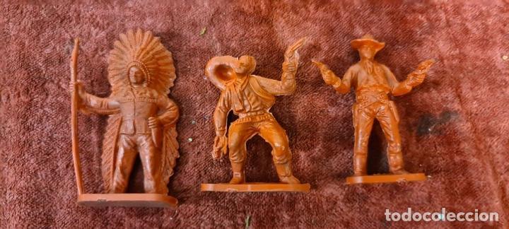 Figuras de Goma y PVC: COLECCIÓN DE 802 FIGURAS DE RESINA. REAMSA Y GOMARSA. ESPAÑA. SIGLO XX. - Foto 18 - 213139181
